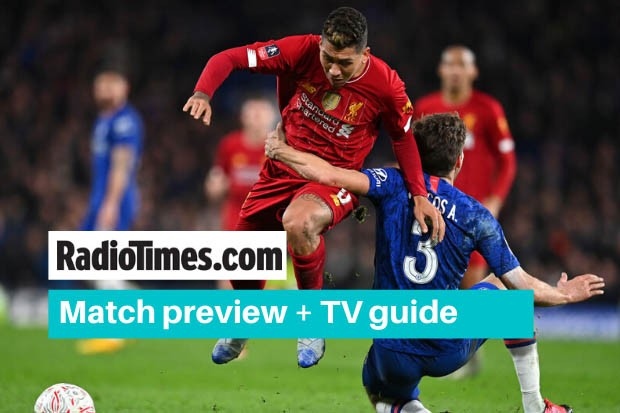 What Tv Channel Is Liverpool V Chelsea On Tonight Kick Off Time Live Stream Radio Times