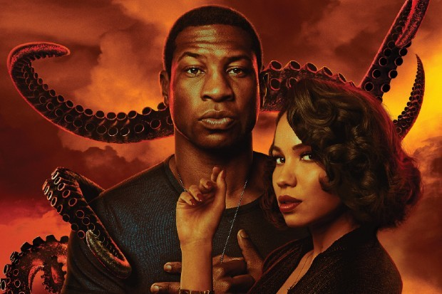 Jonathan Majors and Jurnee Smollett-Bell star in HBO's Lovecraft Country