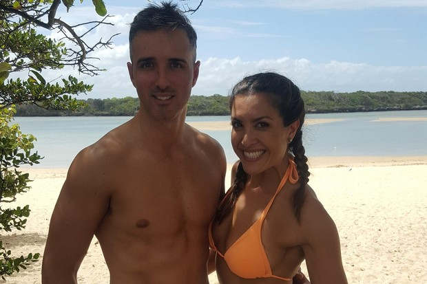 Nadia and Anthony