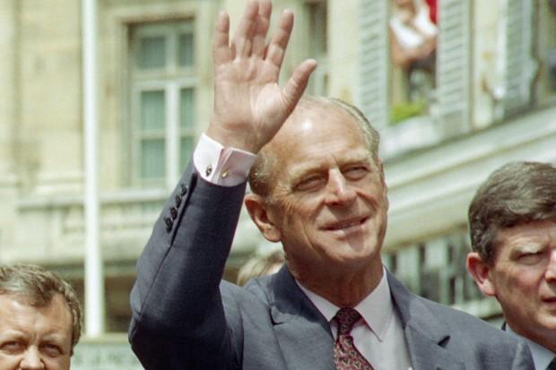 Prince Philip 1992