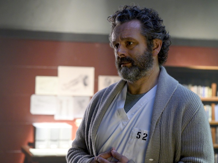 Prodigal Son Michael Sheen On Creating Dr Martin Whitly Role Radio Times