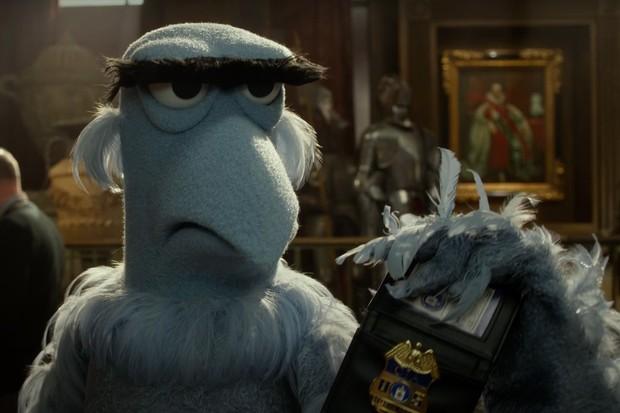 Muppets En Çok Aranan Fragman Ekran Görüntüsü