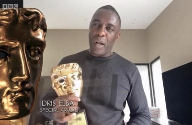 Idris Elba, Bafta