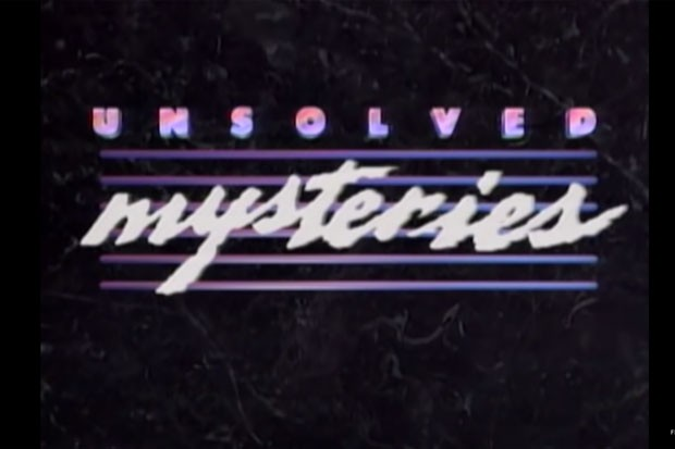 unsolved mysteries original