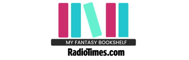 My fancy bookshelf logo