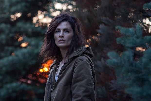 Stana Katic in Absentia season 3