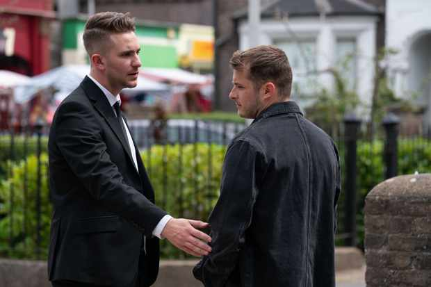 Ben and Callum - EastEnders