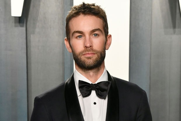 Chace Crawford, star of the CW's Gossip Girl and Amazon Prime Video's The Boys