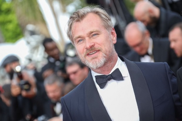 Christopher Nolan directed Tenet
