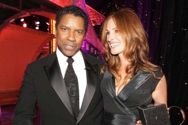 Denzel Washington Julia Roberts Leave the World Behind