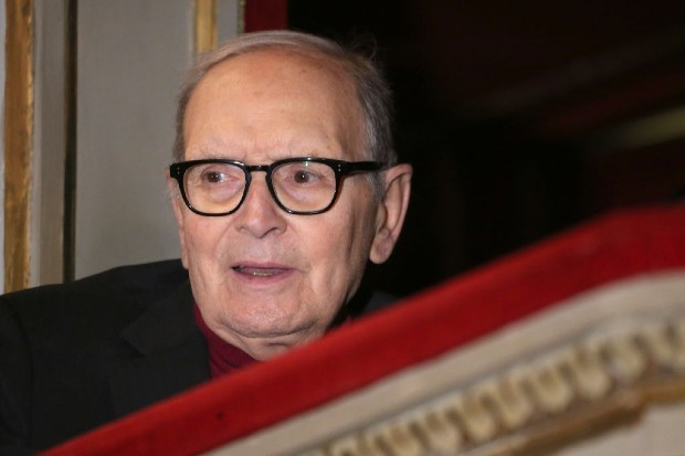 Composer Ennio Morricone who died aged 91 years old