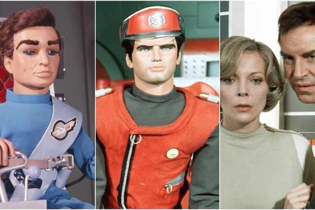 Thunderbirds, Captain Scarlet, Space: 1999