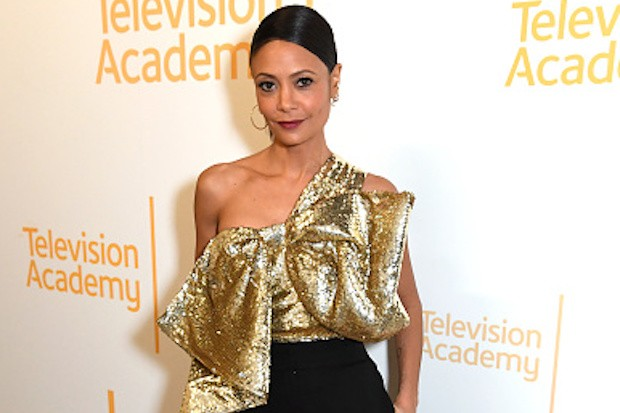 Thandie Newton says she rejected Charlie's Angels role after meeting with Amy Pascal