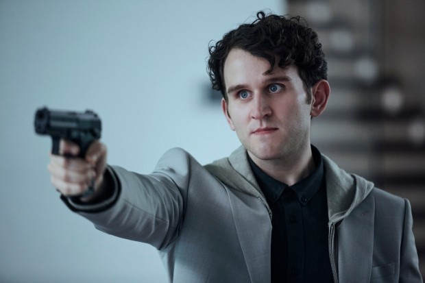 Harry Melling stars in The Old Guard on Netflix