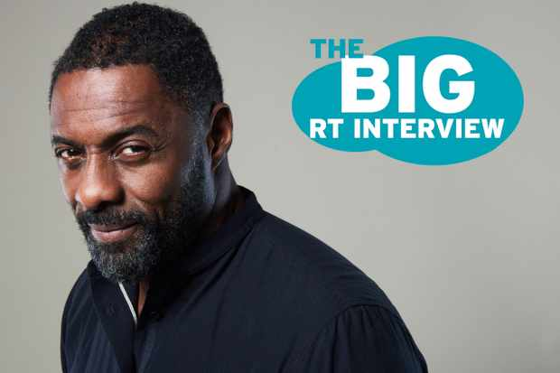 Idris Elba Big RT Interview