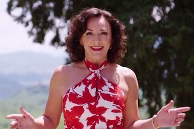 Shirley Ballas Matchmaker Mountain