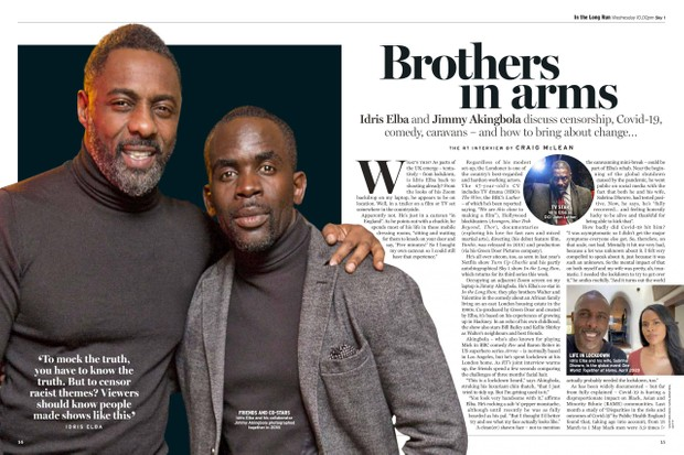 In the Long Run RadioTimes interview