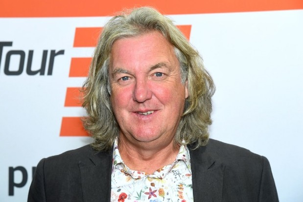 James May, the grand tour