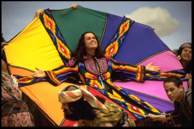 Andrew Lloyd Webber's Joseph and his Technicolour Dreamcoat