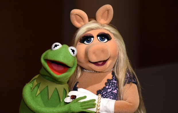 When and why did Kermit and Miss Piggy break up?