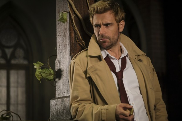 Matt Ryan stars as John Constantine in DC's Legends of Tomorrow