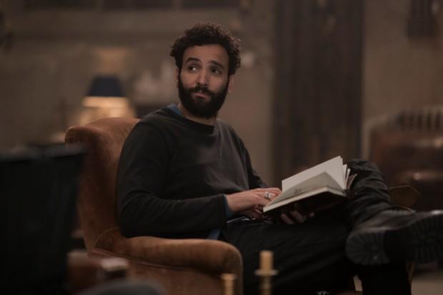 Marwan Kenzari in The Old Guard on Netflix