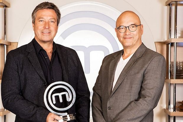 Greg Wallace and John Torode on MasterChef
