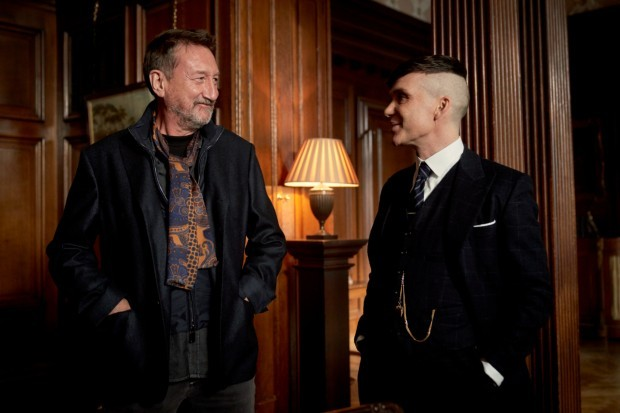 Steven Knight and Cillian Murphy talk about Peaky Blinders on BBC One
