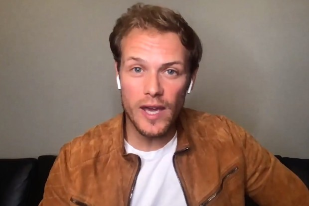 Outlander star Sam Heughan discusses new book Clanlands