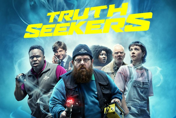 Truth Seekers release date, trailer and cast - when is it coming out? -  Newly Release on Netflix