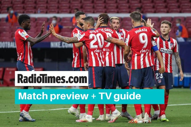 What Tv Channel Is Leipzig V Atletico On Kick Off Time Live Stream Radio Times