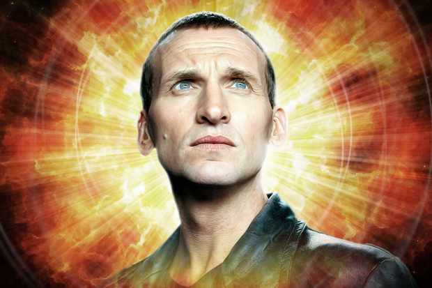 Christopher Eccleston - Doctor Who