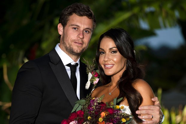 Married At First Sight Australia's Ryan and Davina