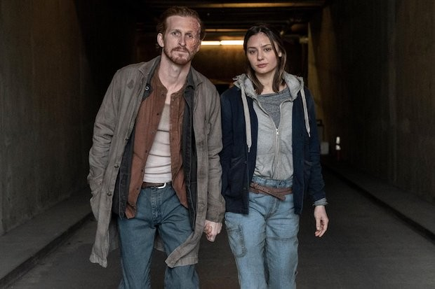 Dwight and Sherry on Fear the Walking Dead