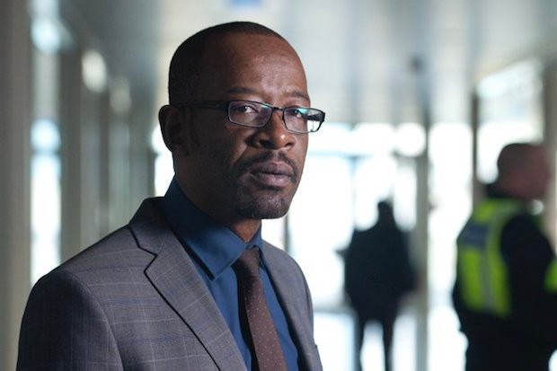 Lennie James as Tony Gates in Line of Duty
