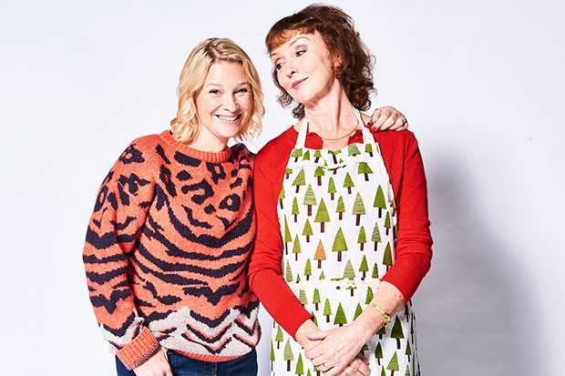 Gavin and Stacey stars Joanna Page and Melanie Walters