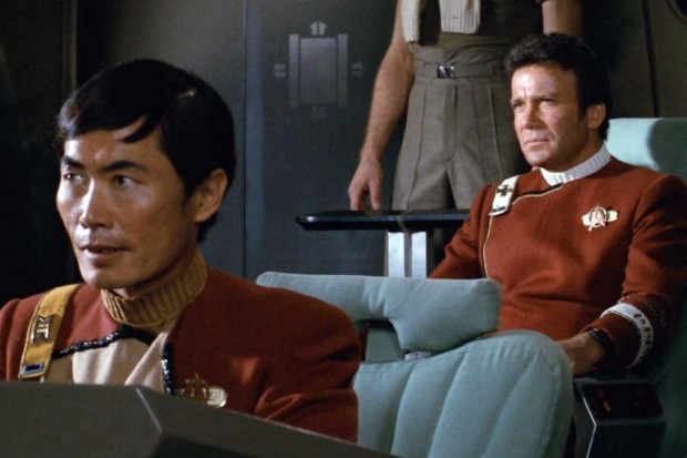 George Takei, William Shatner