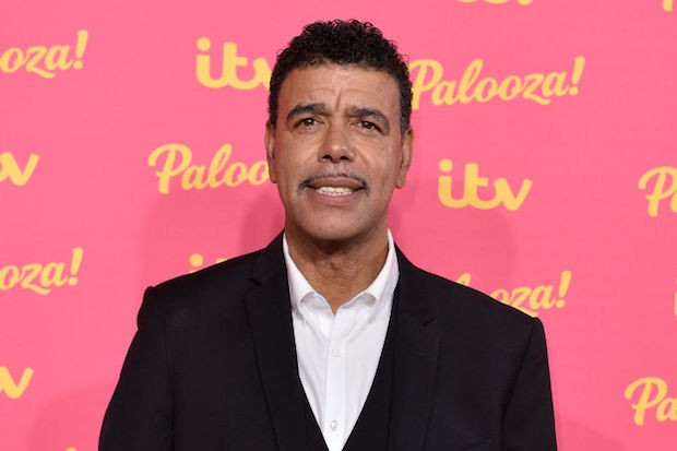 Chris Kamara The Masked Singer