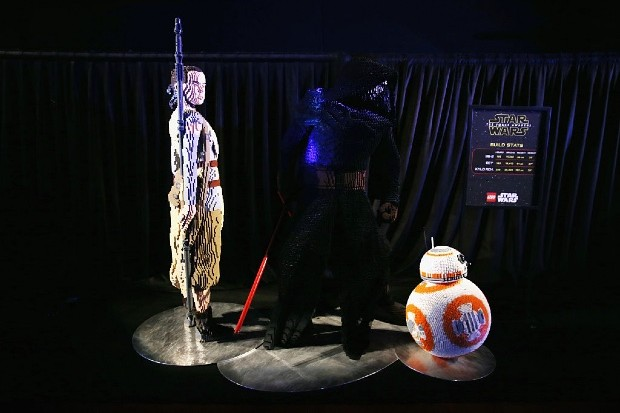 Lego Star Wars, Rey