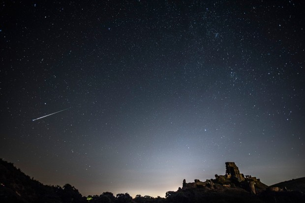 The Perseid meteor shower will reach its peak this week as the Earth passes through the debris left behind by the comet Swift-Tuttle (great name, righ