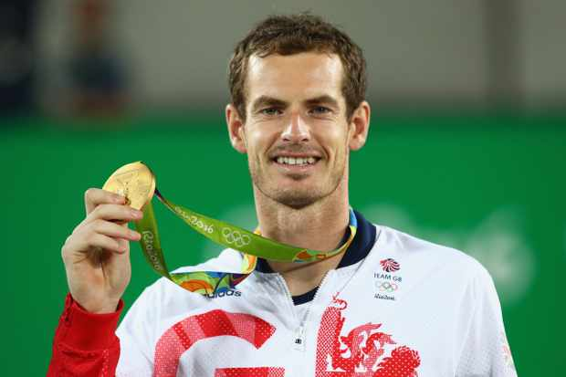 When does Andy Murray play next at the Olympics?