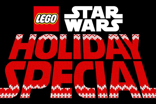 LEGO star wars holiday special