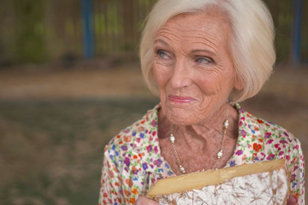 Mary Berry Countryfile
