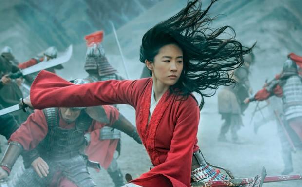 Mulan is more war focused