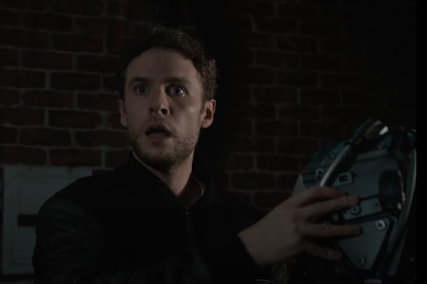 Fitz in Agents of SHIELD