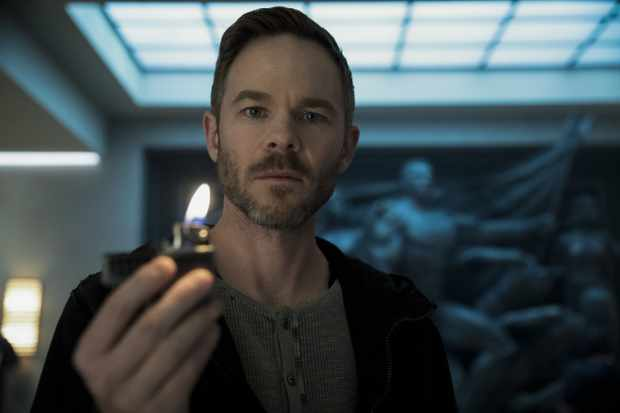 Shawn Ashmore Lamplighter The Boys