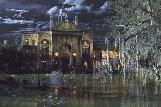 The Haunted Mansion (2003), Disney movie starring Eddie Murphy