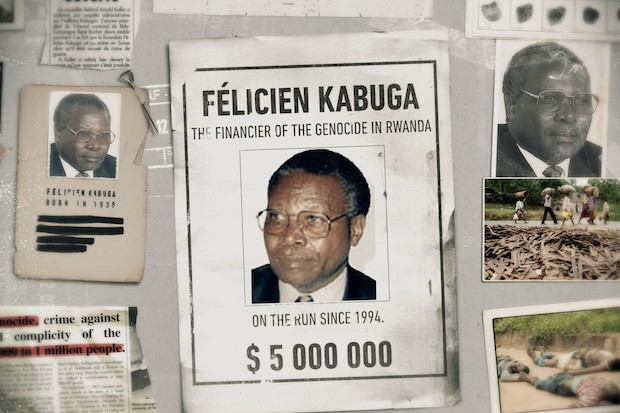 Felicien Kabuga in World's Most Wanted