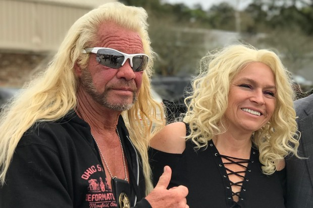 Dog the Bounty Hunter and wife Beth