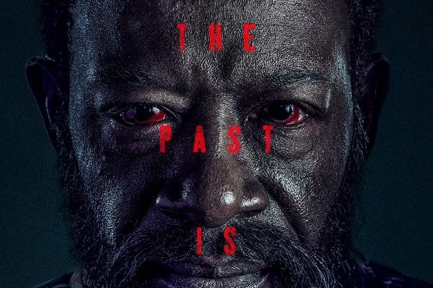 Fear The Walking Dead season 6 poster, featuring Lennie James as Morgan